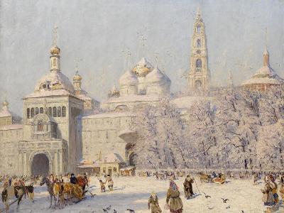 Blagovest-Nikolai Nikanorovich Dubovskoy-Giclee Print