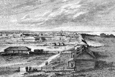 Blagovyeshchensk, Siberia, Russia, 1895--Giclee Print