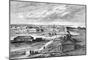 Blagovyeshchensk, Siberia, Russia, 1895