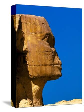 Detail of Great Sphinx at Giza