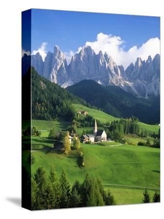 St. Magdalena in the Dolomites