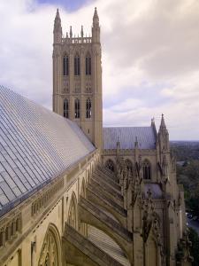 Washington National Cathedral by Blaine Harrington