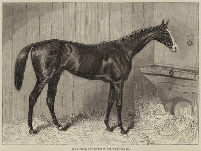 Blair Athol, the Winner of the Derby for 1864--Giclee Print