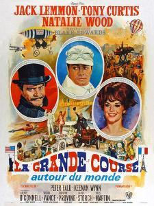 """Blake Edwards' the Great Race, 1965, """"The Great Race"""" Directed by Blake Edwards"""