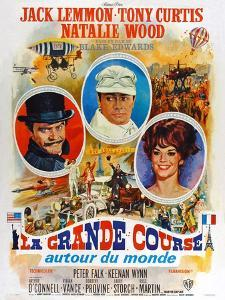 "Blake Edwards' the Great Race, 1965, ""The Great Race"" Directed by Blake Edwards"