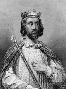King Clotaire III of the Franks by Blanchard