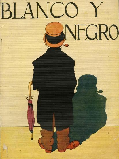 Blanco y Negro, Magazine Cover, Spain, 1930--Giclee Print
