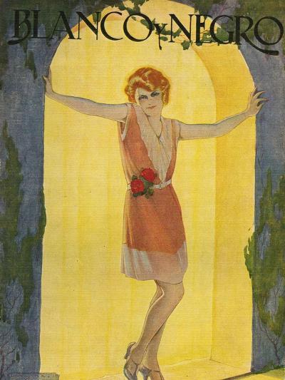 Blanco y Negro, Magazine Cover, Spain--Giclee Print