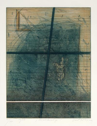 Blankrenz-Karl Fred Dahmen-Limited Edition