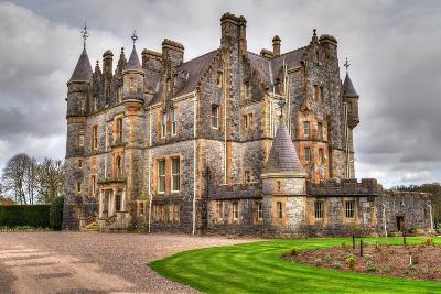 Blarney House at Castle Gardens - Co. Cork - Ireland-Patryk Kosmider-Photographic Print