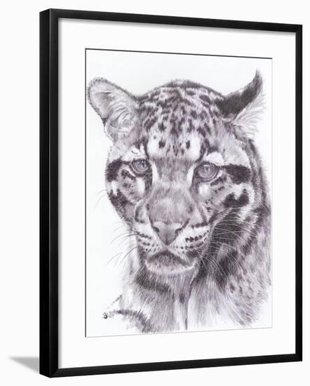 Blatant-Barbara Keith-Framed Giclee Print