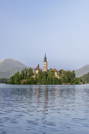 Bled Island-Rob Tilley-Photographic Print