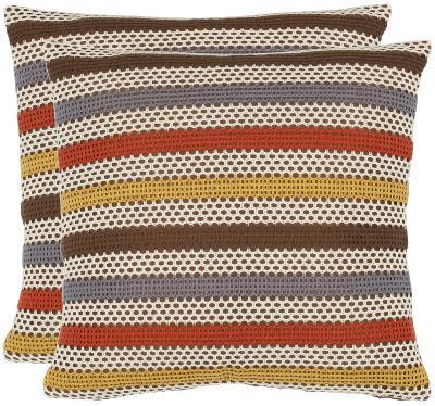 """Bleeker Pillow Pair - 18""""--Home Accessories"""