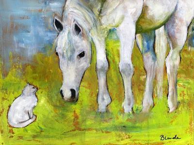 Best Friends by Blenda Tyvoll