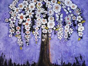 Butterfly Tree by Blenda Tyvoll