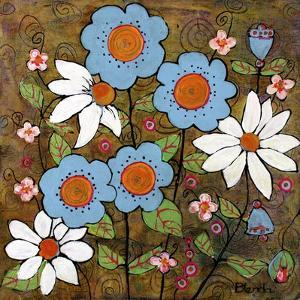 Flowers Art by Blenda Tyvoll