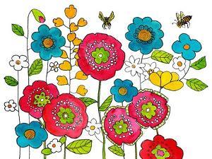 Harper's Garden by Blenda Tyvoll