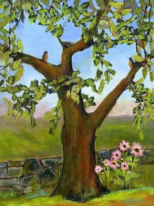 Nesting Tree by Blenda Tyvoll