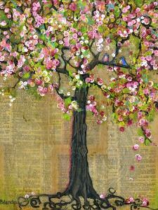 Tree of Life Lexicon Tree 4 by Blenda Tyvoll