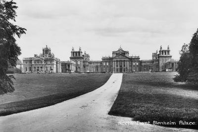 Blenheim Palace, Woodstock, Oxfordshire, Early 20th Century--Photographic Print
