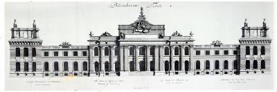 Blenheim Palace-Pieter Stevens van Gunst-Giclee Print