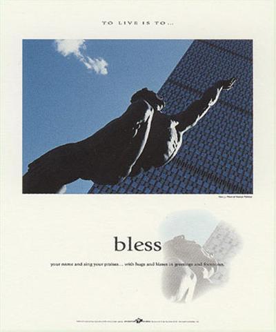Bless-Francis Pelletier-Art Print