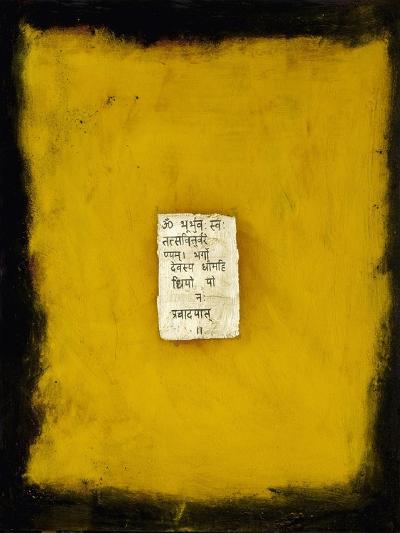 Blessings, 2007-Faiza Shaikh-Giclee Print