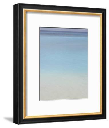 Bleu, No. 2-Brian Leighton-Framed Giclee Print