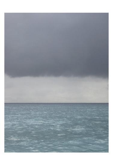 Bleu, No. 8-Brian Leighton-Art Print