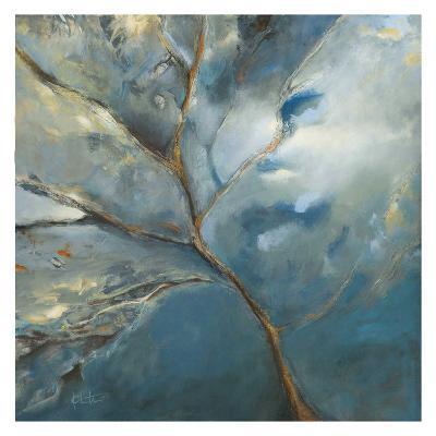 Bleu-Kathleen Cloutier-Art Print
