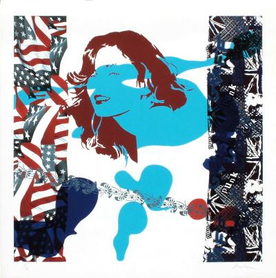 Bleu-Ivan Messac-Limited Edition