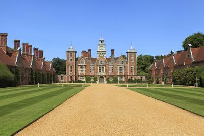 Blickling Hall, Norfolk--Photographic Print