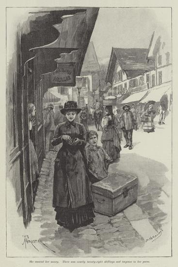 Blind Love-Amedee Forestier-Giclee Print