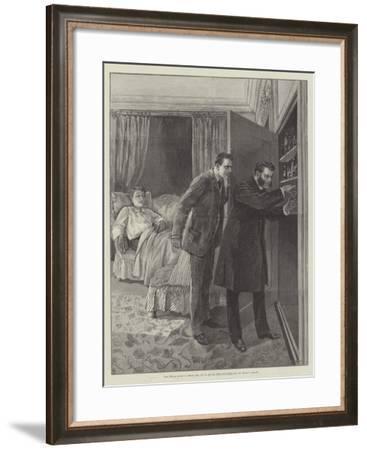Blind Love-Amedee Forestier-Framed Giclee Print