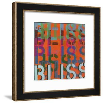 Bliss-Jodi Fuchs-Framed Art Print