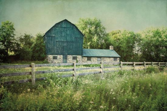 Blissful Country III Crop-Elizabeth Urquhart-Art Print