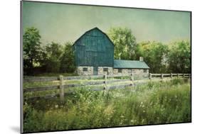 Blissful Country III Crop-Elizabeth Urquhart-Mounted Art Print