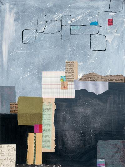 Block Abstract I-Courtney Prahl-Art Print