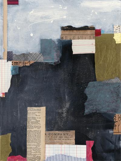 Block Abstract II V2-Courtney Prahl-Art Print
