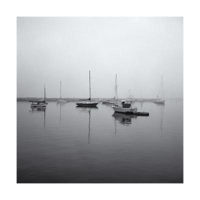 Block Island Harbor-Henri Silberman-Photographic Print