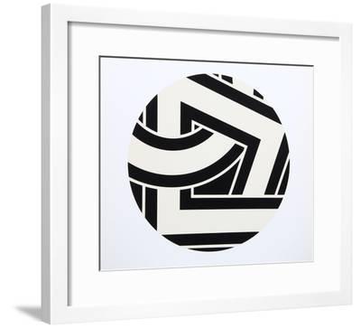 Block Island-Pierre Clerk-Framed Serigraph