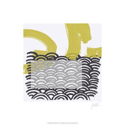 Block Print Abstract IV-June Erica Vess-Limited Edition