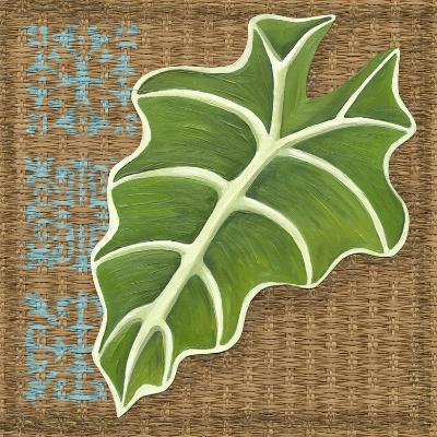 Block Print Palm II-Chariklia Zarris-Art Print