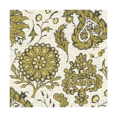 Block Print Tapestry I-Chariklia Zarris-Art Print