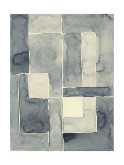 Blockade I-Vanna Lam-Art Print