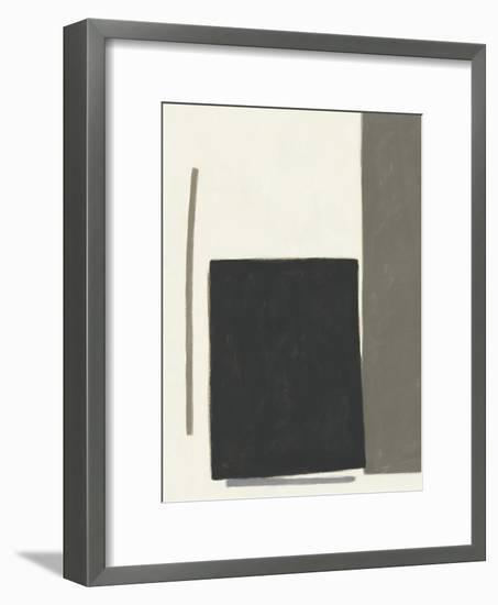 Blockade Ii-Maja Gunnarsdottir-Framed Giclee Print
