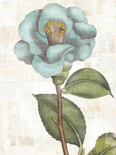 Bloemen Boek V-Sue Schlabach-Art Print