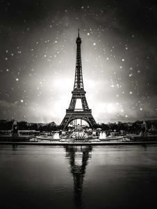 Magic Eiffel by Blonde Attitude