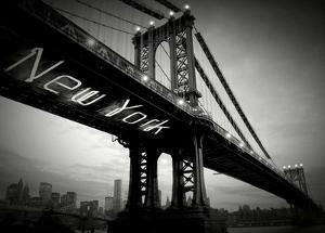 New York Bridge by Blonde Attitude