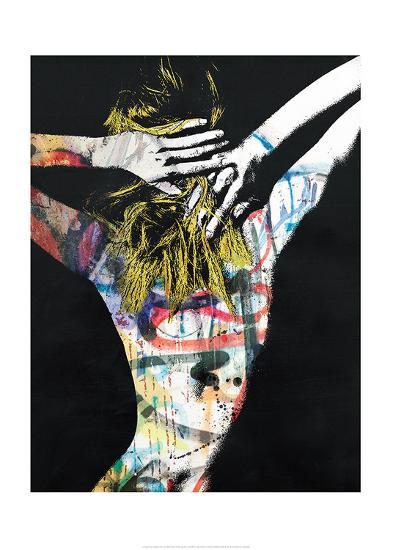 Blonde on Blonde-Alex Cherry-Art Print